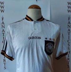 Coleccionismo deportivo: SELECCION ALEMANIA 1996 HOME CAMISETA FUTBOL ADIDAS. Lote 216787537
