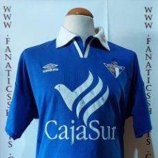 Coleccionismo deportivo: #12 MWP ECIJA BALOMPIE 1997-1998 CAMISETA FUTBOL UMBRO. Lote 216793350