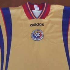 Coleccionismo deportivo: CAMISETA SELECCIÓN DE RUMANIA, ALREDEDOR 1998. TALLA L Ó XL, NO SE EXACTO.. Lote 217017141