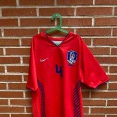 Colecionismo desportivo: CAMISETA FUTBOL OFICIAL/ORIGINAL KOREA DEL SUR 2005-2006. Lote 217116028