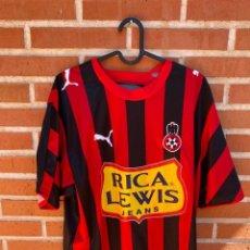 Coleccionismo deportivo: CAMISETA FUTBOL OFICIAL/ORIGINAL NIZA 2006-2007. Lote 217116391