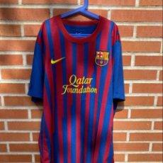 Coleccionismo deportivo: CAMISETA FUTBOL OFICIAL/ORIGINAL BARCELONA 2011-2012. Lote 217118732