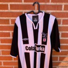 Coleccionismo deportivo: CAMISETA FUTBOL OFICIAL/ORIGINAL BESIKTAS 2005-2006. Lote 217119380