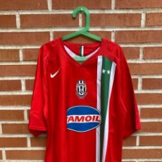 Coleccionismo deportivo: CAMISETA FUTBOL OFICIAL/ORIGINAL JUVENTUS 2005-2007. Lote 217120333