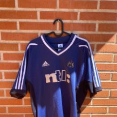 Coleccionismo deportivo: CAMISETA FUTBOL OFICIAL/ORIGINAL NEWCASTLE 2001-2002. Lote 217124666