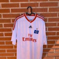Coleccionismo deportivo: CAMISETA FÚTBOL ORIGINAL/OFICIAL HAMBURGO 2009-2010. Lote 217254091