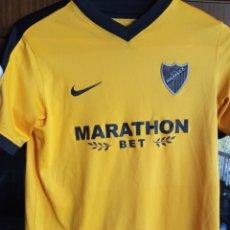 Coleccionismo deportivo: MÁLAGA CF CAMISETA FUTBOL AGE 12/13 NIÑO. Lote 268983574