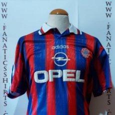 Coleccionismo deportivo: BAYERN MUNICH 1996-1997 HOME CAMISETA FUTBOL ADIDAS. Lote 218208102