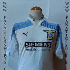 Coleccionismo deportivo: SS LAZIO 2000-2001 HOME CAMISETA FUTBOL PUMA. Lote 218209630