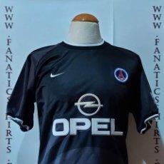 Coleccionismo deportivo: P.S.G PARIS SAINT GERMAIN 01-02 AWAY CAMISETA FUTBOL NIKE. Lote 218210868