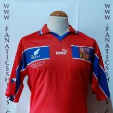 Coleccionismo deportivo: REPUBLICA CHECA 1998 HOME CAMISETA FUTBOL PUMA. Lote 218211356