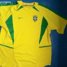 Coleccionismo deportivo: CAMISETA BRASIL NIKE TALLA XL. Lote 218211991