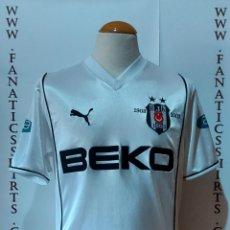 Coleccionismo deportivo: BESIKTAS HOME 2002 - 2003 CAMISETA FUTBOL PUMA. Lote 218212046
