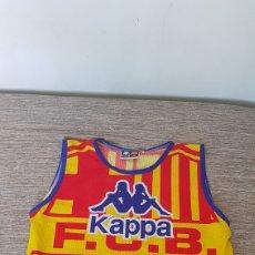 Coleccionismo deportivo: PETO ENTRENAMIENTO VINTAGE AÑOS 90 DREAM TEAM BARCELONA TALLA XL. Lote 218238183