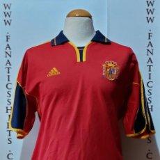 Coleccionismo deportivo: SELECCION ESPAÑA 1999-2000 HOME (XL) CAMISETA FUTBOL ADIDAS. Lote 218265470