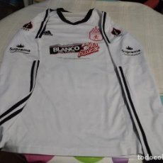 Coleccionismo deportivo: CAMISETA MANGA LARGA FÚTBOL DEL EQUIPO AMÉRICA DE CALI (COLOMBIA) CAMISETA MÚLTIPLE PROPAGANDA. Lote 218679942