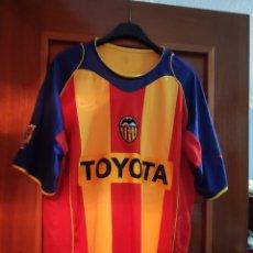 Coleccionismo deportivo: CAMISETA DEL VALENCIA. Lote 218698507