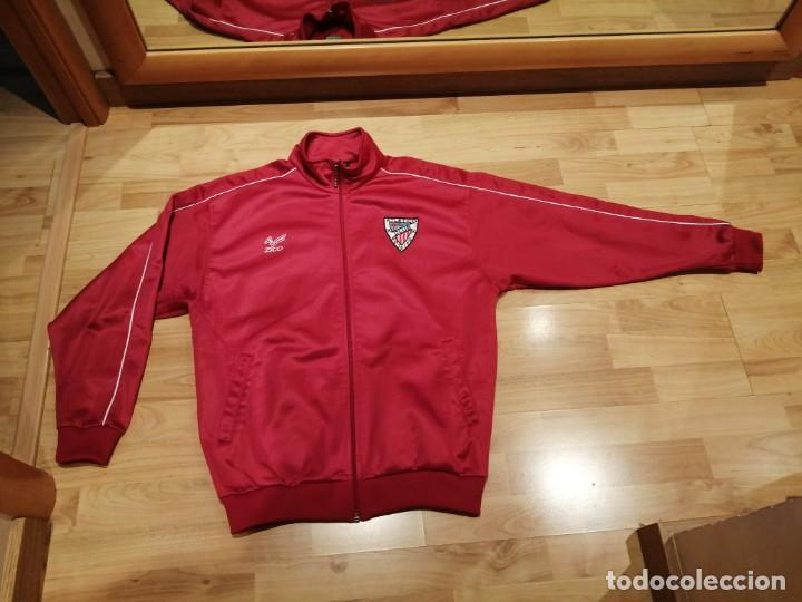 Coleccionismo deportivo: # ATLÉTICO CLUB ARTEIXO. Camisa chándal match worn (Exclusiva TC) - Foto 6 - 218959926