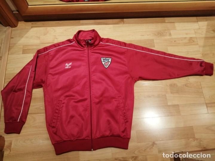 Coleccionismo deportivo: # ATLÉTICO CLUB ARTEIXO. Camisa chándal match worn (Exclusiva TC) - Foto 10 - 218959926