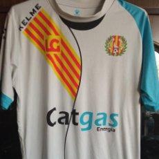 Collectionnisme sportif: MARFIL SANTA COLOMA M MATCH WORN FUTSAL FOOTBALL SHIRT CAMISETA FUTBOL. Lote 219960506