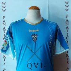 Coleccionismo deportivo: #18 AZKORRA ALBACETE B 2007-2008 AWAY CAMISETA FUTBOL LUANVI. Lote 221405818