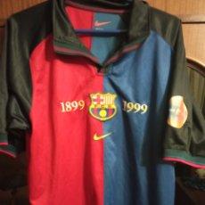Colecionismo desportivo: FC BARCELONA LUIS ENRIQUE CENTURY S CAMISETA FUTBOL FOOTBALL SHIRT. Lote 221443395