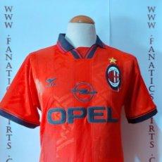Coleccionismo deportivo: A.C MILAN 1996-1997 AWAY 3 CAMISETA FUTBOL LOTTO. Lote 221457861