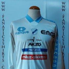 Coleccionismo deportivo: #7 C.A. TEMPERLEY 1993-1994 HOME CAMISETA FUTBOL NANQUE. Lote 221462822