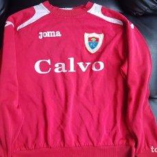 Coleccionismo deportivo: SUDADERA FC BERGANTIÑOS FUTBOL COLECCIONISMO. Lote 221516660