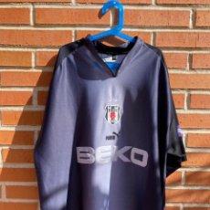 Coleccionismo deportivo: CAMISETA FÚTBOL ORIGINAL/OFICIAL BESIKTAS 2003-2004. Lote 221557495