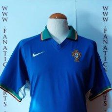 Coleccionismo deportivo: SELECCION PORTUGAL 1997 AWAY CAMISETA FUTBOL NIKE. Lote 222074272