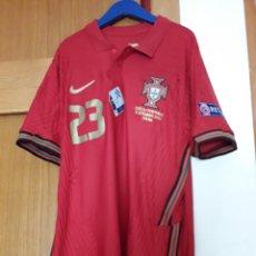 Coleccionismo deportivo: CAMISETA VERSION PLAYER SELECCIÓN DE PORTUGAL NATIONS LEAGUE 2020 JOAO FELIX. Lote 222663106