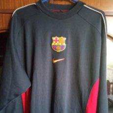 Coleccionismo deportivo: FC BARCELONA SUDADERA JERSEY TRAINING S FOOTBALL SHIRT CAMISETA FUTBOL. Lote 222676017
