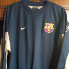 Coleccionismo deportivo: FC BARCELONA SUDADERA JERSEY TRAINING S FOOTBALL SHIRT CAMISETA FUTBOL. Lote 222676038