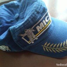 Collectionnisme sportif: MICHELIN RACINGMOTOGP VERY RARE MOTOGP GORRA CAP. Lote 223275825