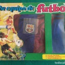 Coleccionismo deportivo: EQUIPACIÓN DEL F.C. BARCELONA AÑOS 80. Lote 223406213