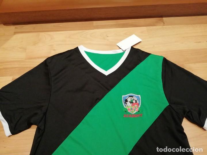Coleccionismo deportivo: ORIGINAL | FÚTBOL | TALLA M| CAMISETA NEW FOREST SOCCER ACADEMY (INGLATERRA) NUEVA - Foto 12 - 223816593