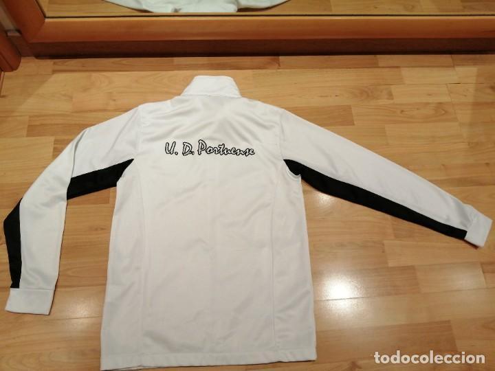 Coleccionismo deportivo: ORIGINAL | FÚTBOL | TALLA XS| UD PORTUENSE player worn match worn (Exclusiva TC) - Foto 3 - 224718511