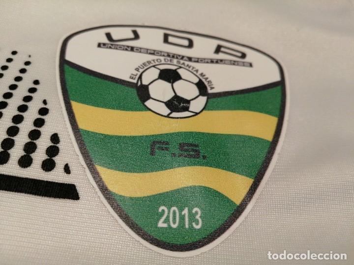 Coleccionismo deportivo: ORIGINAL | FÚTBOL | TALLA XS| UD PORTUENSE player worn match worn (Exclusiva TC) - Foto 7 - 224718511