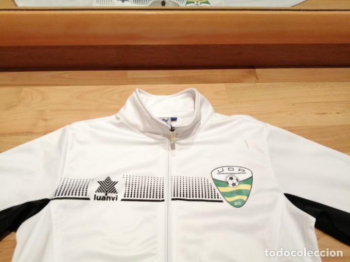 Coleccionismo deportivo: ORIGINAL | FÚTBOL | TALLA XS| UD PORTUENSE player worn match worn (Exclusiva TC) - Foto 8 - 224718511