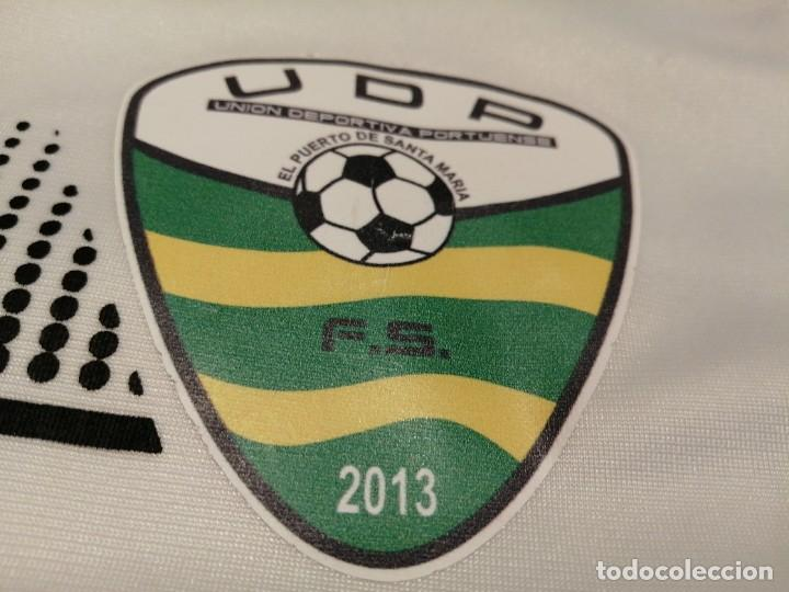Coleccionismo deportivo: ORIGINAL | FÚTBOL | TALLA XS| UD PORTUENSE player worn match worn (Exclusiva TC) - Foto 9 - 224718511
