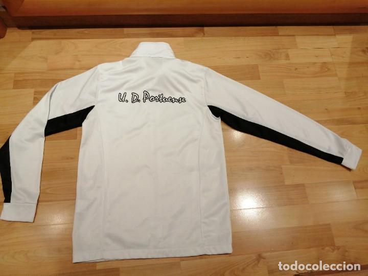 Coleccionismo deportivo: ORIGINAL | FÚTBOL | TALLA XS| UD PORTUENSE player worn match worn (Exclusiva TC) - Foto 11 - 224718511