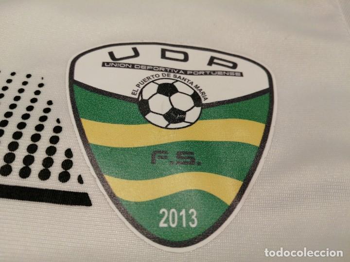 Coleccionismo deportivo: ORIGINAL | FÚTBOL | TALLA XS| UD PORTUENSE player worn match worn (Exclusiva TC) - Foto 12 - 224718511