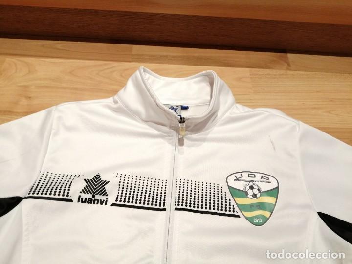 Coleccionismo deportivo: ORIGINAL | FÚTBOL | TALLA XS| UD PORTUENSE player worn match worn (Exclusiva TC) - Foto 13 - 224718511