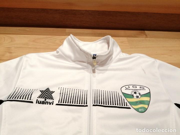 Coleccionismo deportivo: ORIGINAL | FÚTBOL | TALLA XS| UD PORTUENSE player worn match worn (Exclusiva TC) - Foto 16 - 224718511