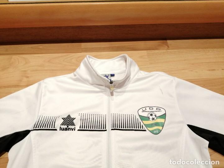 Coleccionismo deportivo: ORIGINAL | FÚTBOL | TALLA XS| UD PORTUENSE player worn match worn (Exclusiva TC) - Foto 17 - 224718511