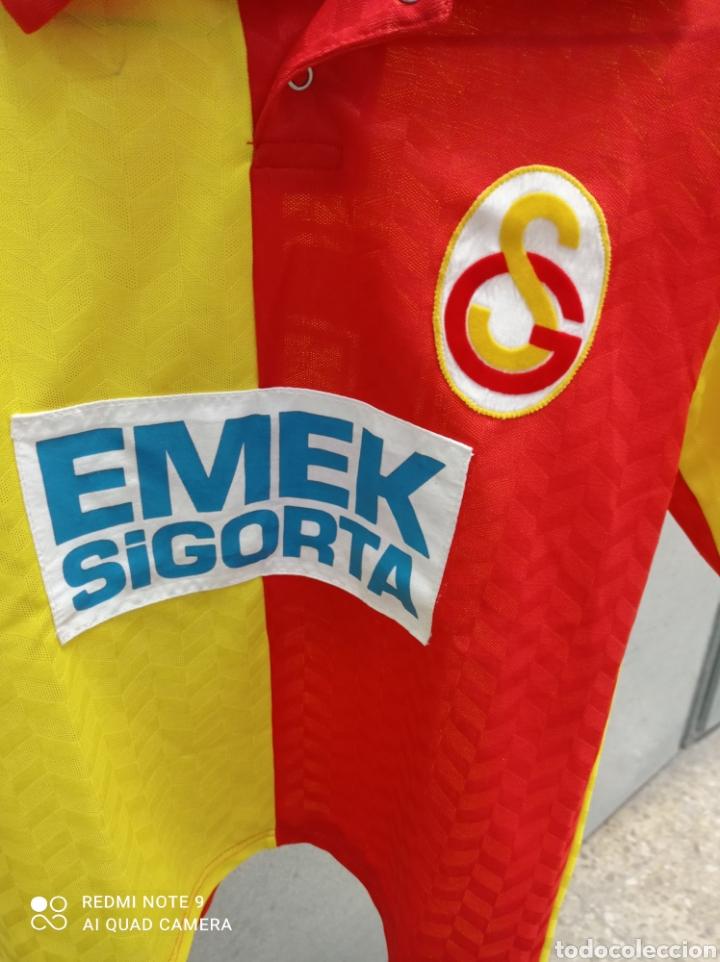 Coleccionismo deportivo: Camiseta GALATASARAY SK - Foto 3 - 212386173