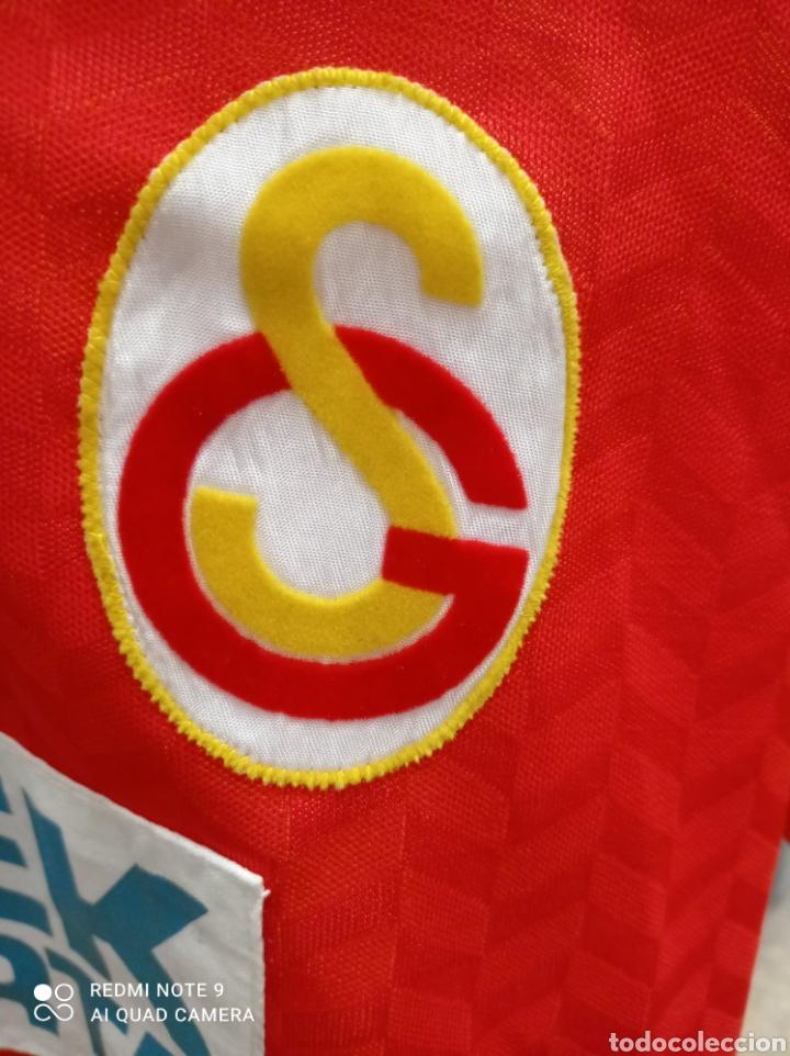 Coleccionismo deportivo: Camiseta GALATASARAY SK - Foto 4 - 212386173