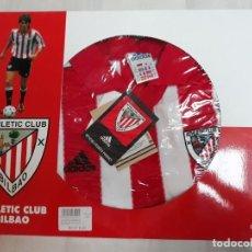 Coleccionismo deportivo: CAMISETA ADIDAS KIT ADOLESCENTE ATHLETIC DE BILBAO. Lote 225456962