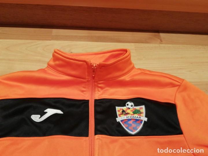 ORIGINAL | FÚTBOL | TALLA S| CF ICOMAR (NUEVA CON ETIQUETAS) EXCLUSIVA TC (Coleccionismo Deportivo - Ropa y Complementos - Camisetas de Fútbol)
